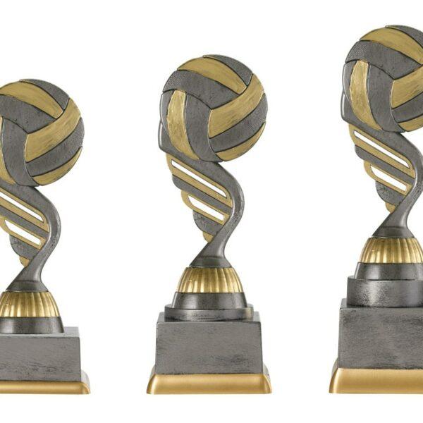 Volleybal beker goud