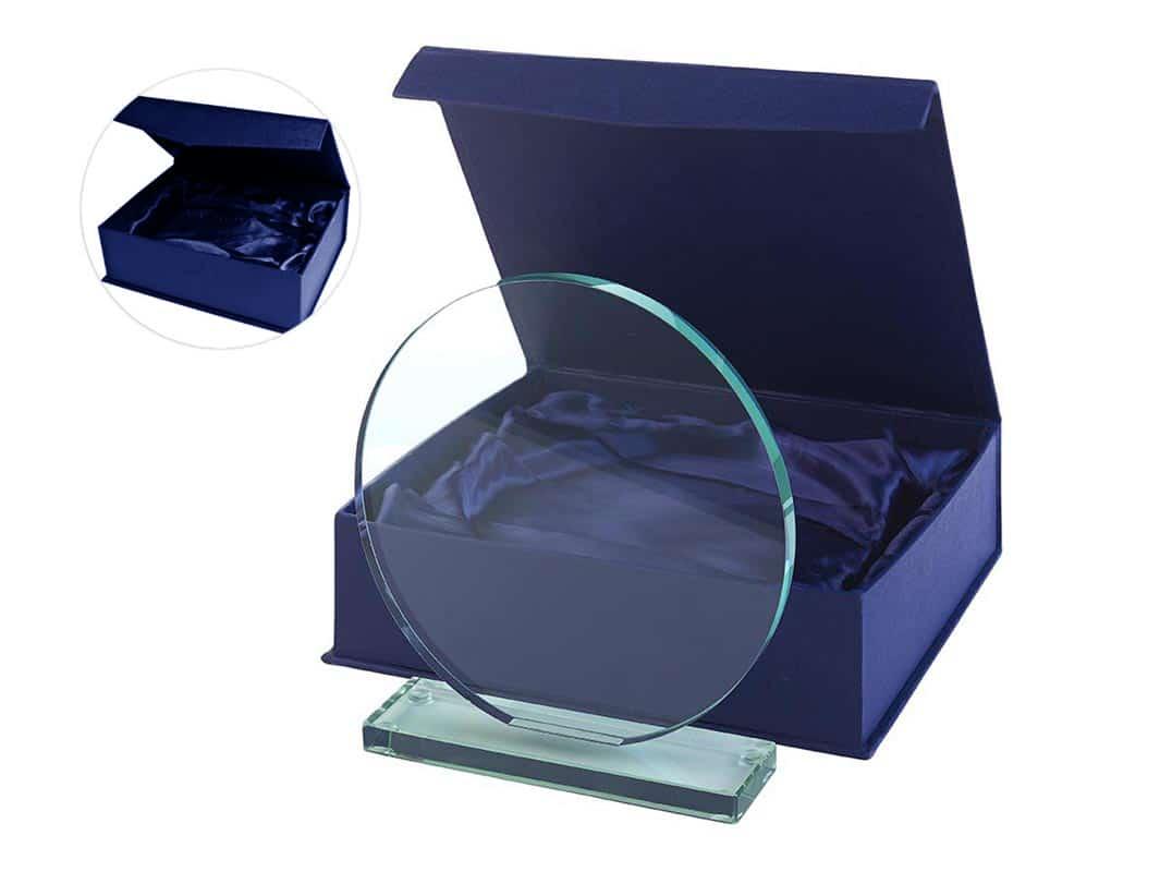 glazen award bewaardoos