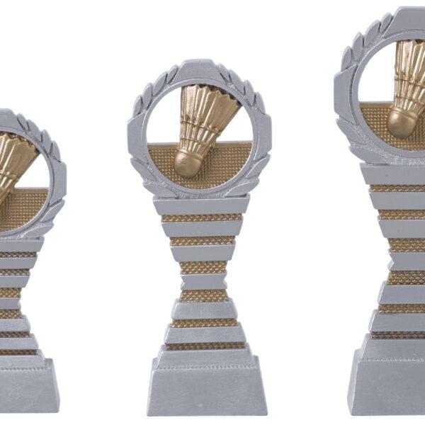 Badminton beeld