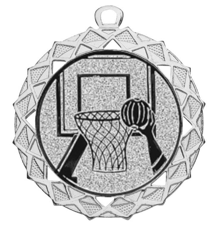 basketbal medaille