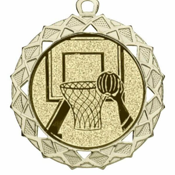 basketbal medaille