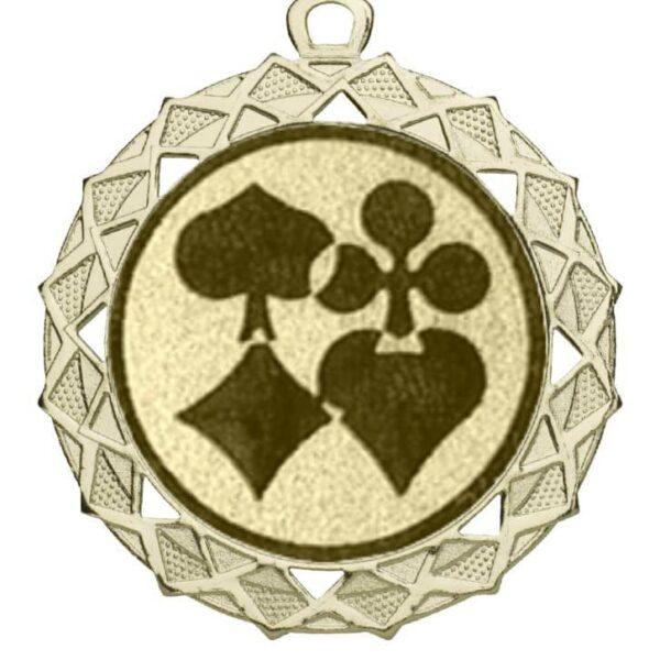 Kaart medaille