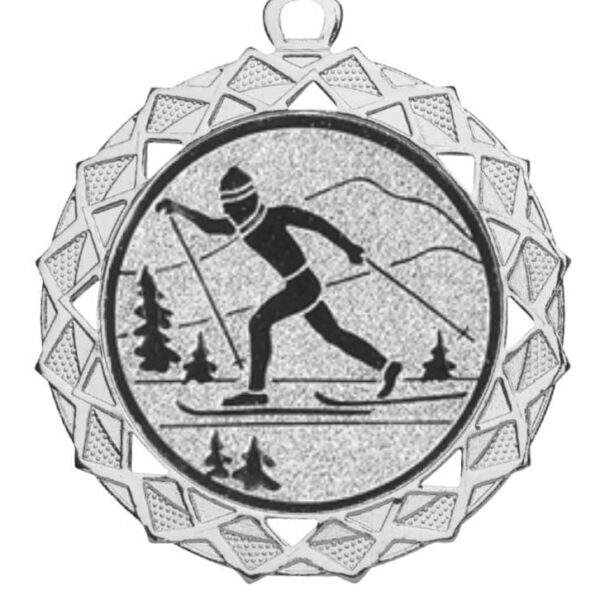 langlauf medaille