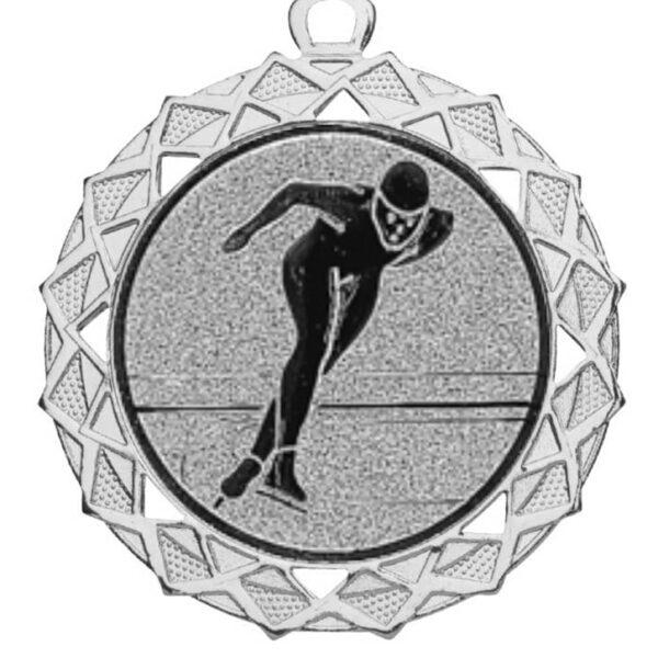 schaats medaille