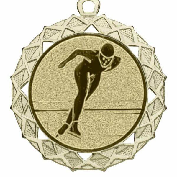 schaatsmedaille
