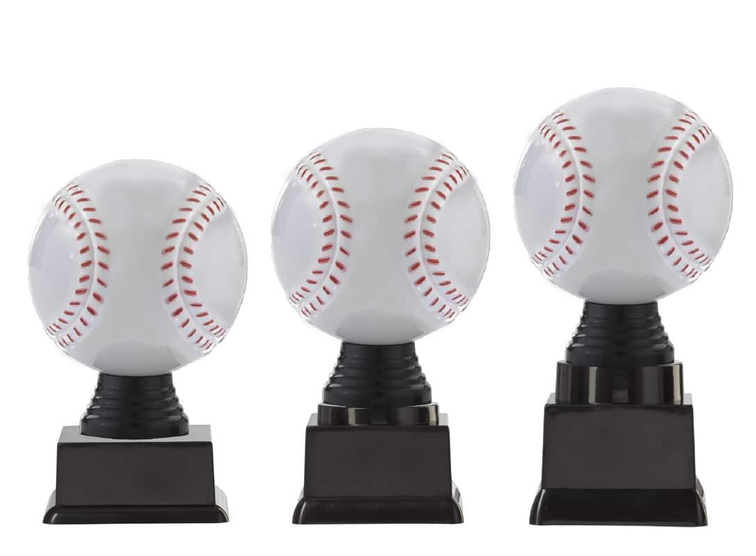 honkbal beker wit