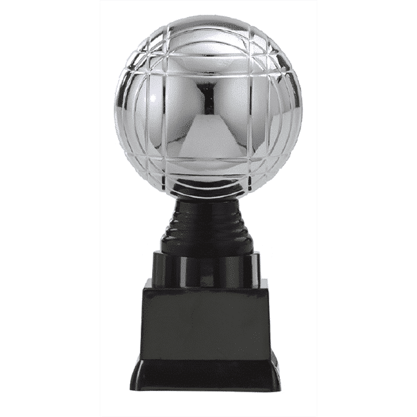 jeu de boules beker zilver