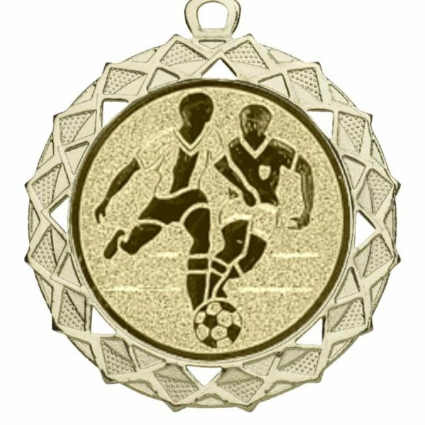Voetbal medaille heren