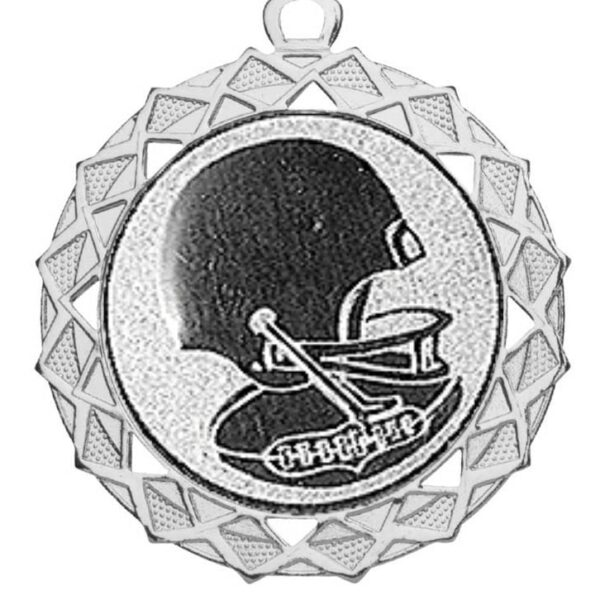 american football medaille