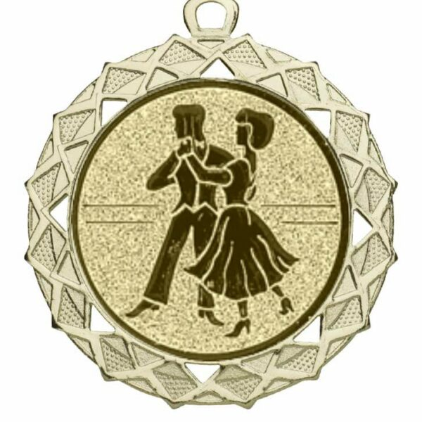 Dans medaille