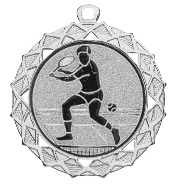 Tennis medaille heren