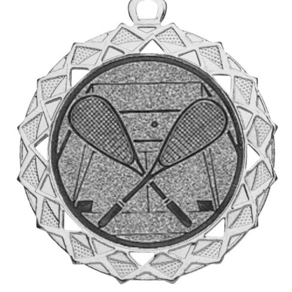 Squash medaille
