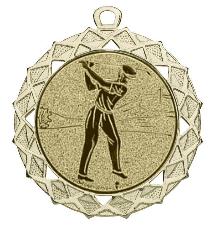 Golf medaille