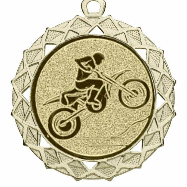 Motorcross medaille