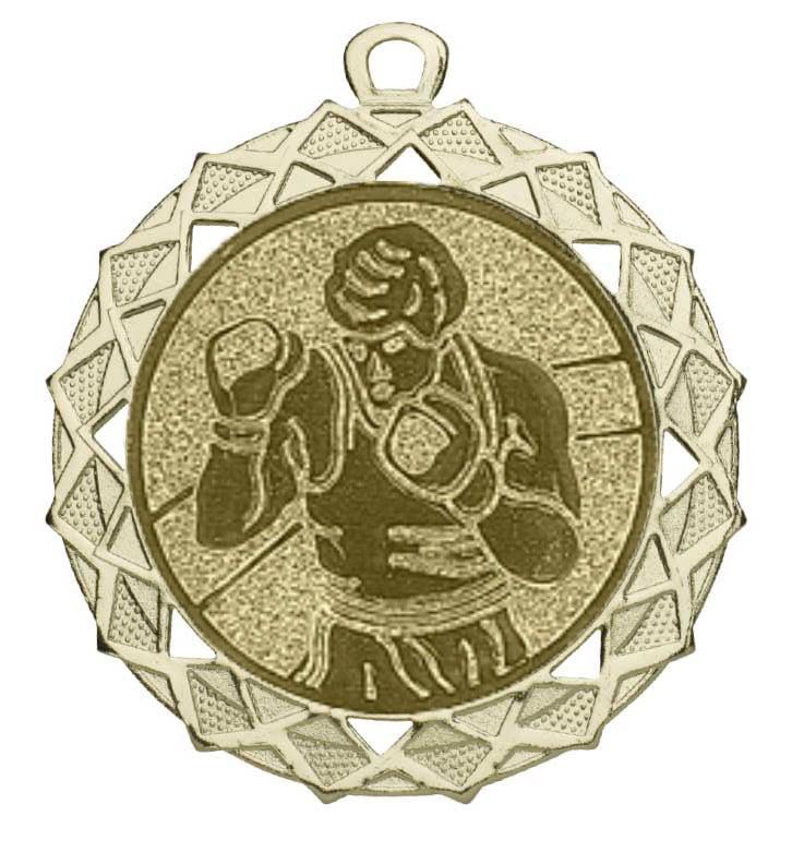Boks medaille