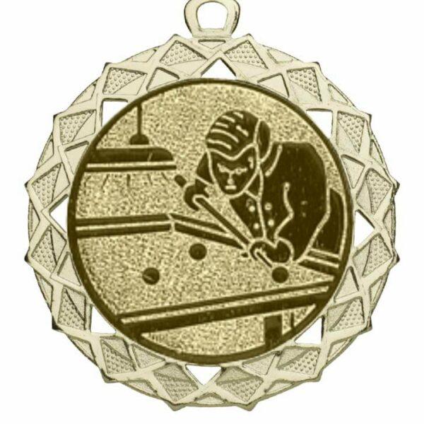 biljart medaille