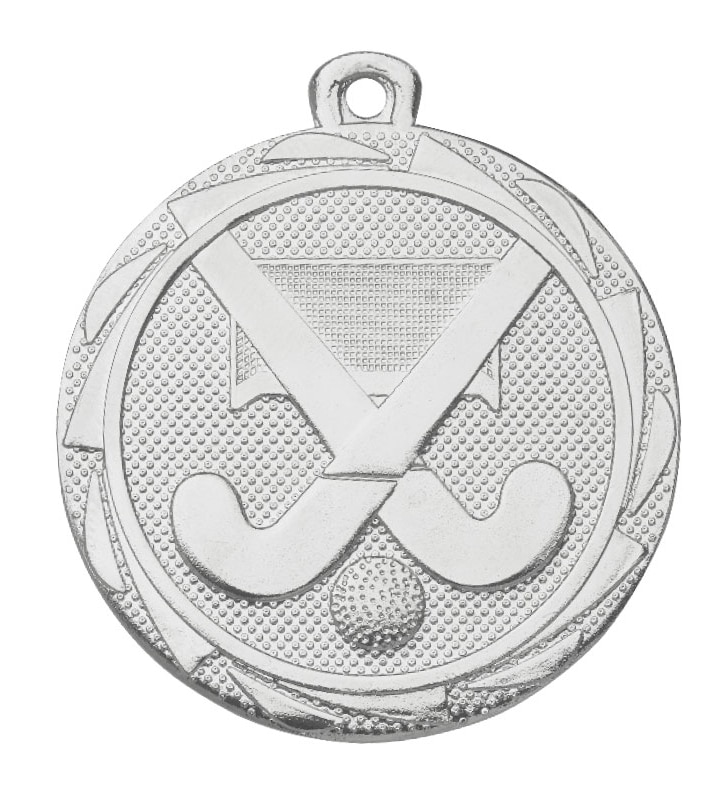 medaille hockey zilver