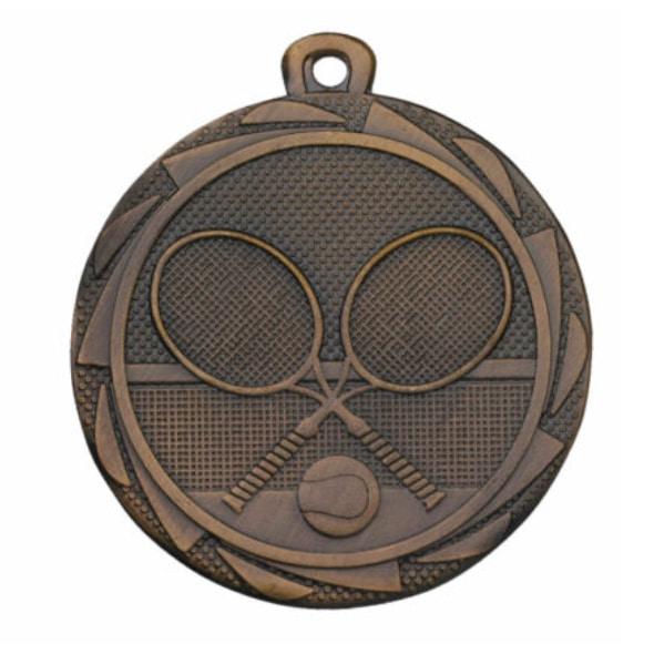 medaille tennis brons