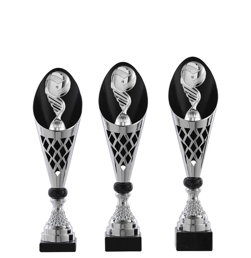 Grote volleybal trofee