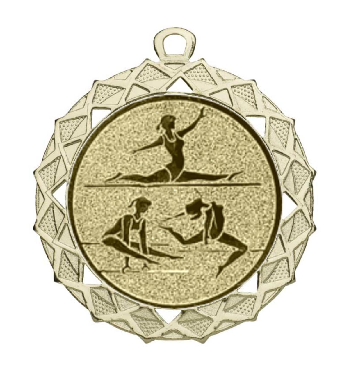 Turn medaille dames