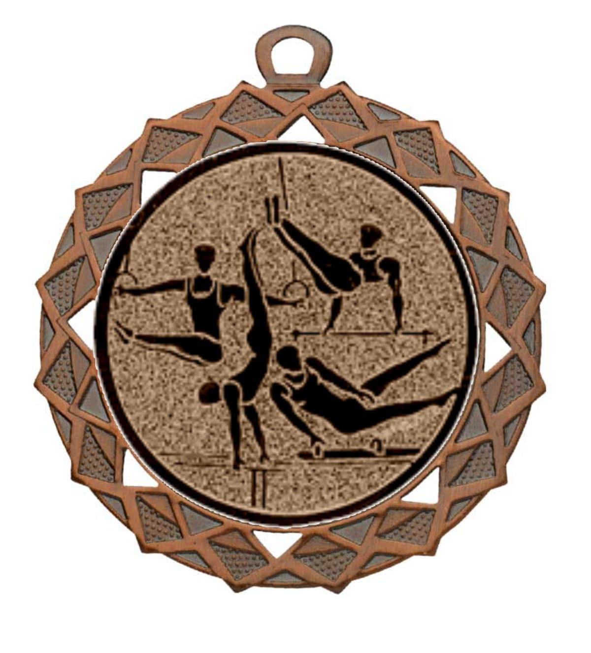 Turn medaille heren