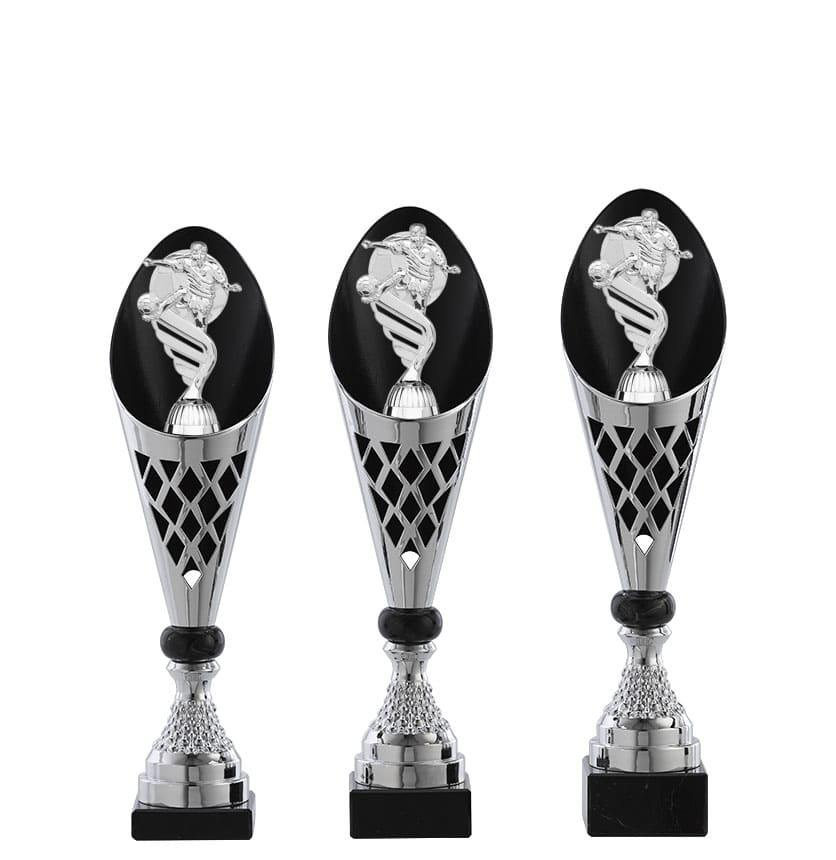 Grote voetbal trofee