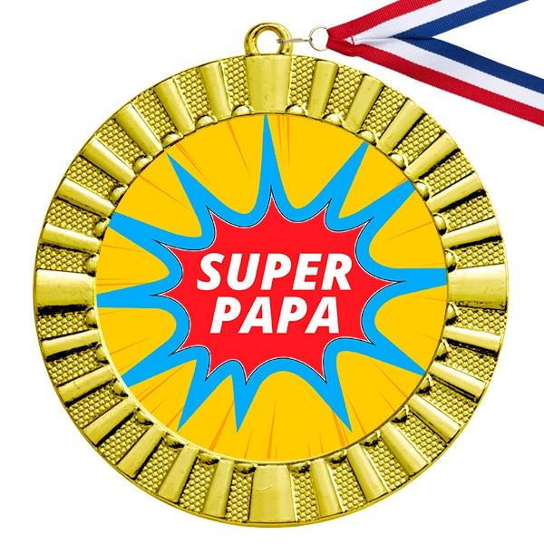 super pappa medaille