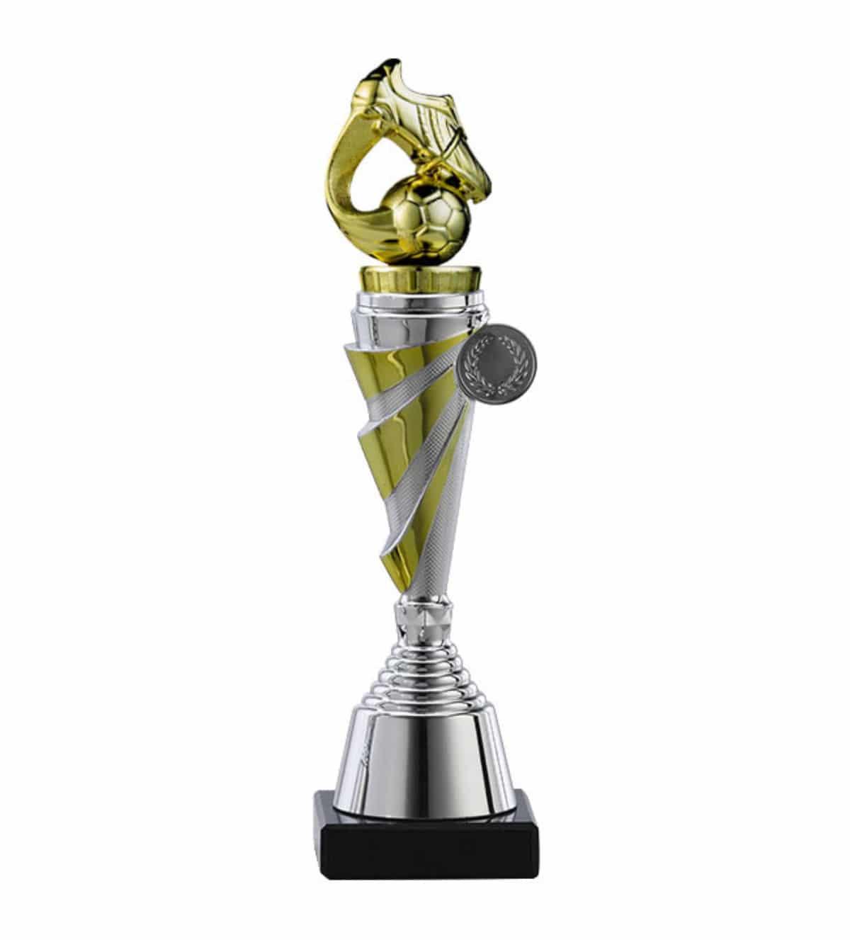voetbal trofee
