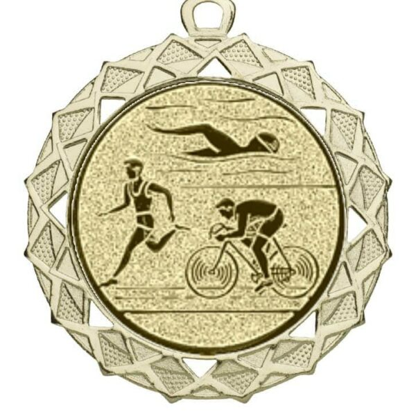triathlon medaille