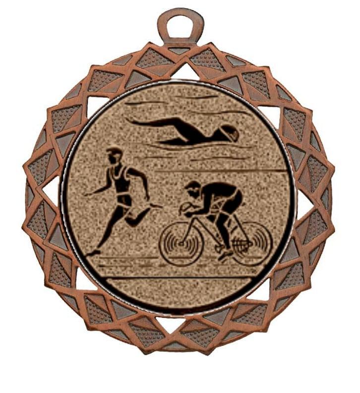 triathlon medaille brons
