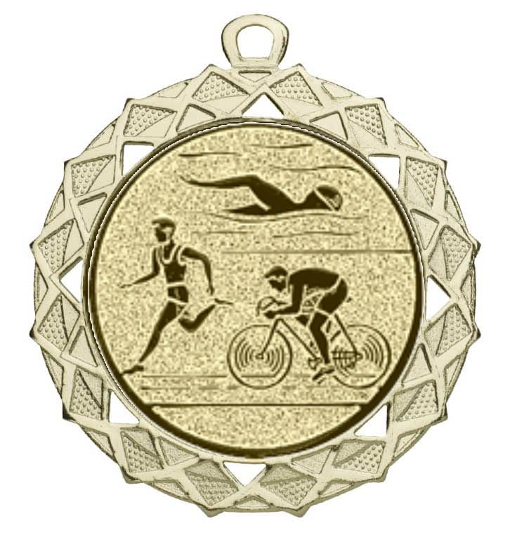 triathlon medaille