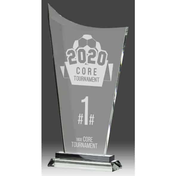 glazen award 343
