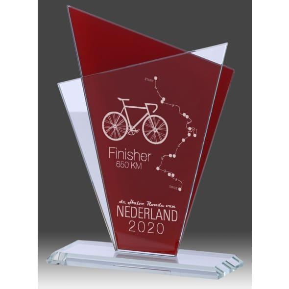 glazen award b356